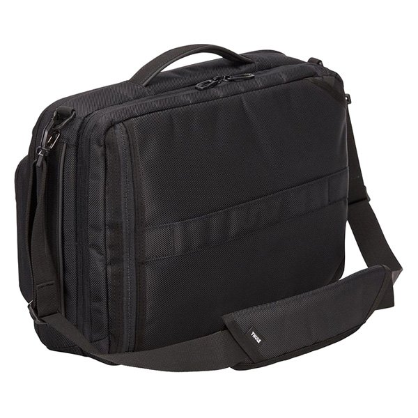Thule® 3203625 - Accent™ Black 1680D Polyester Bag for 15 ...