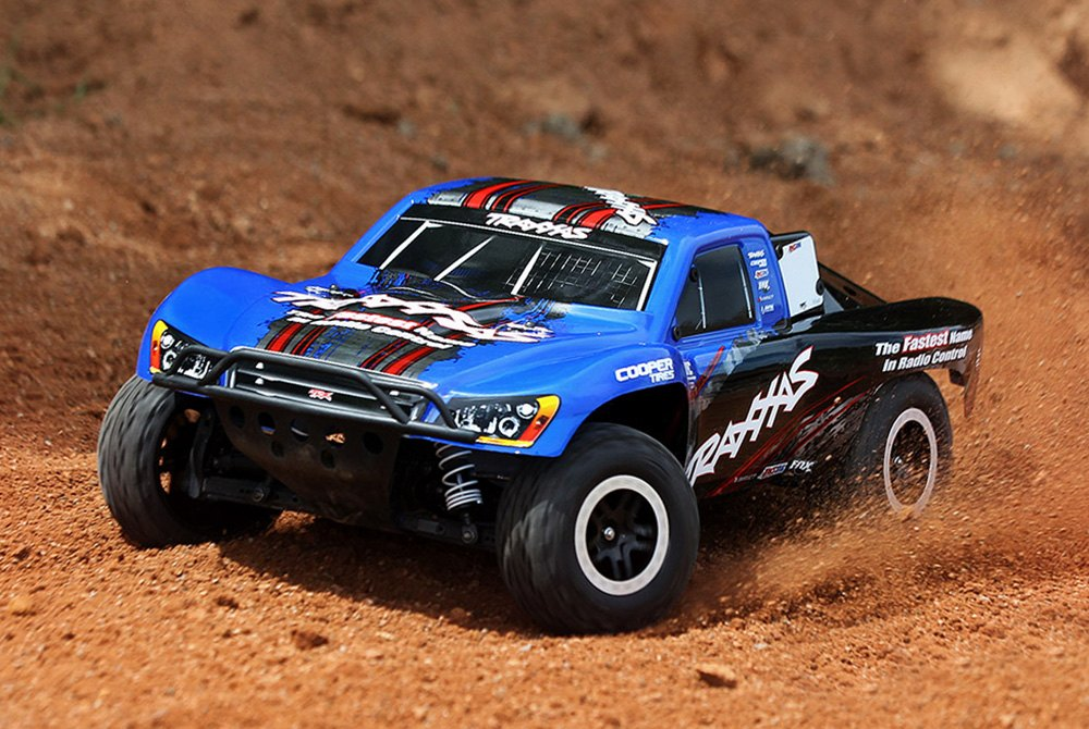 Traxxas® - Slash VXL 1/10 Scale 2WD Brushless Electric Short-Course Truck