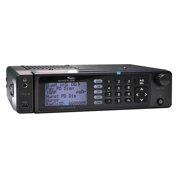 Whistler® TRX-2 - Digital Radio Scanner