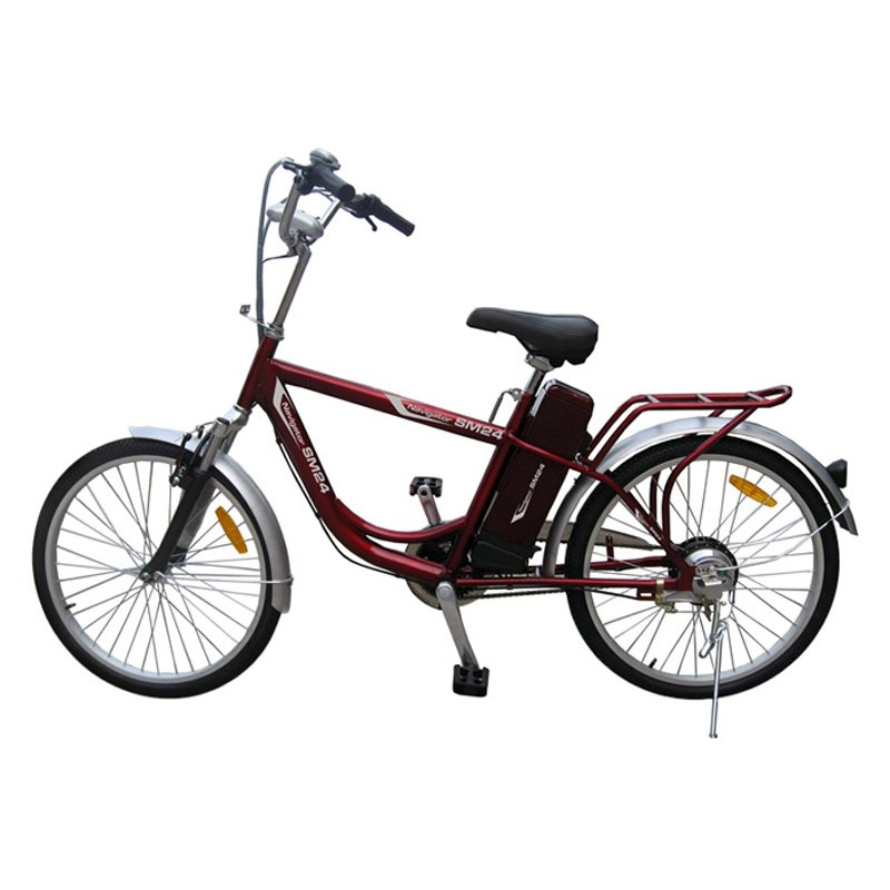 Trail Navigator Sf24 Single Sd Bike Eco Friendly Electric Bikeyukon Sm24