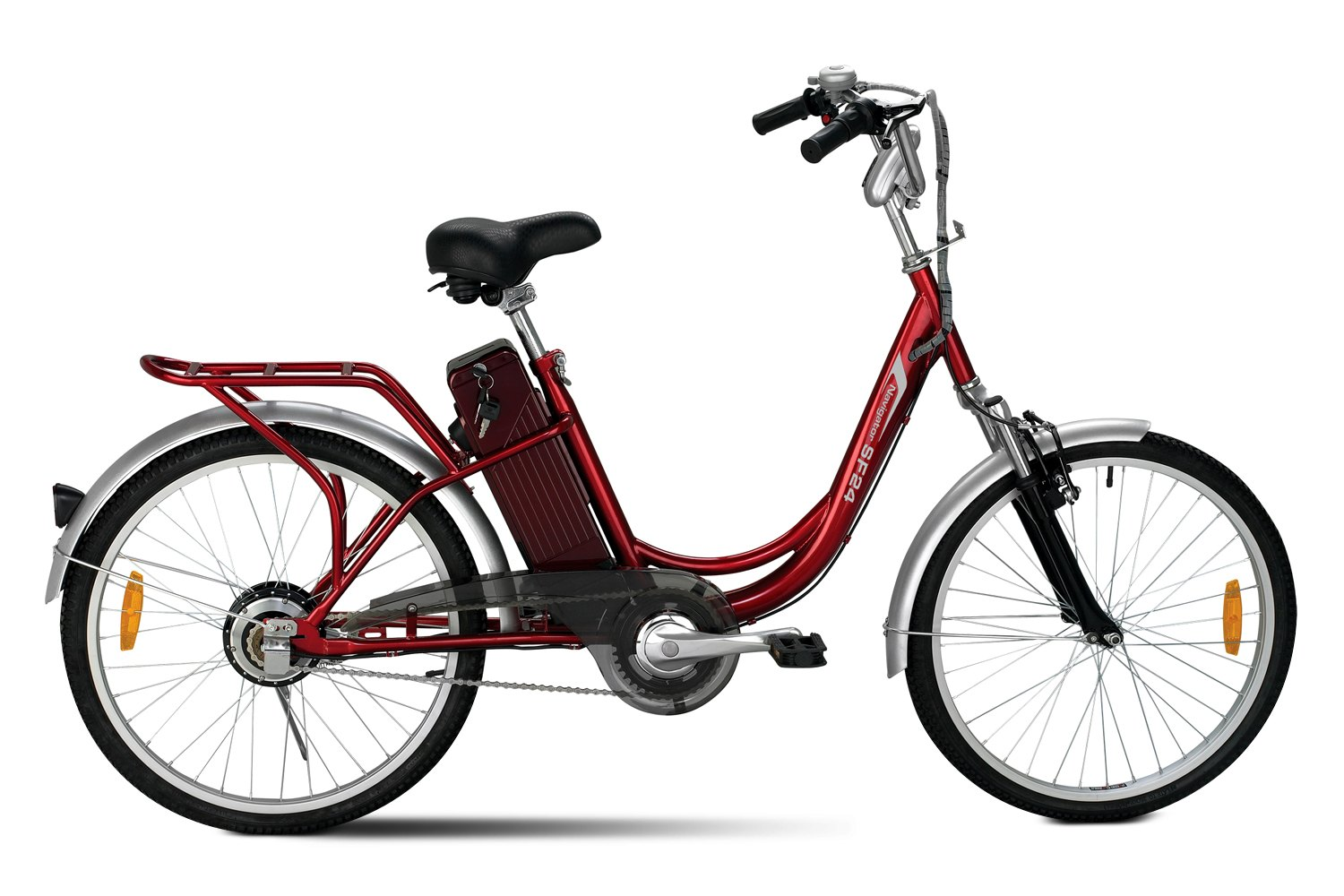 Electric Trike Yukon Trail Navigator Sf 24