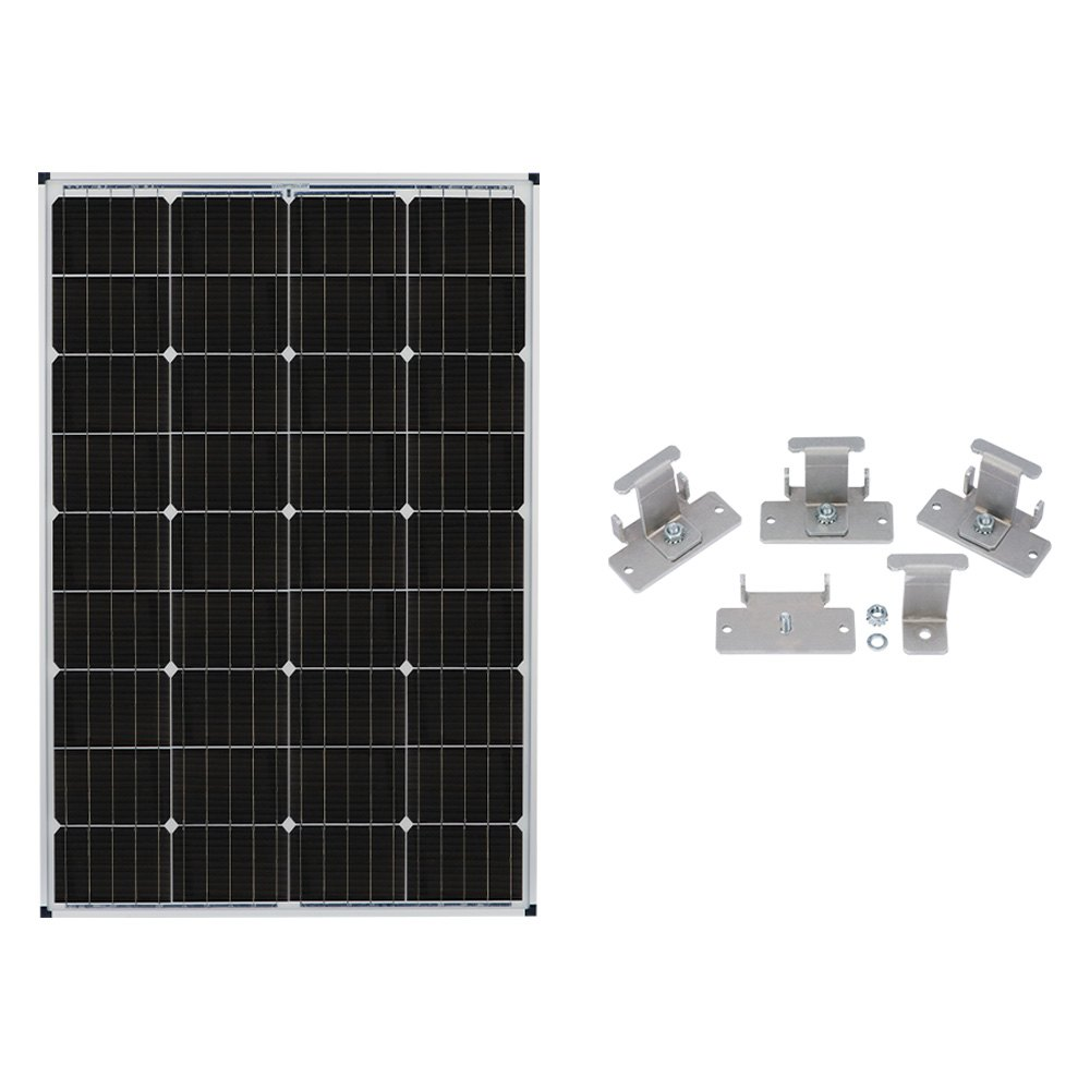 Zamp Solar 174 Kit1008 100w Deluxe Solar Expansion Kit