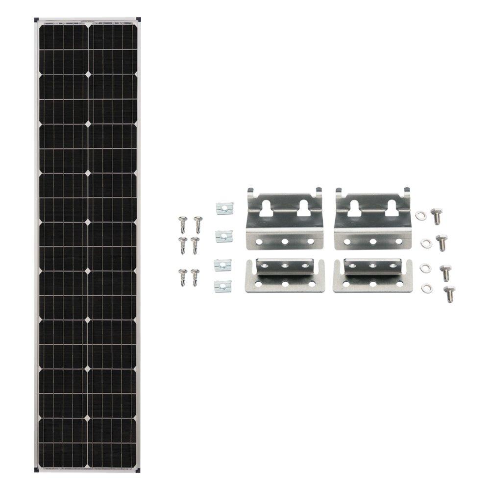 Zamp Solar 174 Kit1010 90w Airstream Solar Expansion Kit